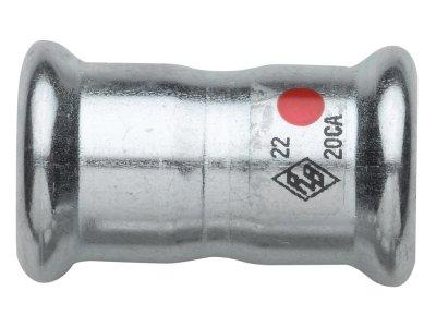 RB TURBO STEEL nátrubek lisovací uhlíková ocel