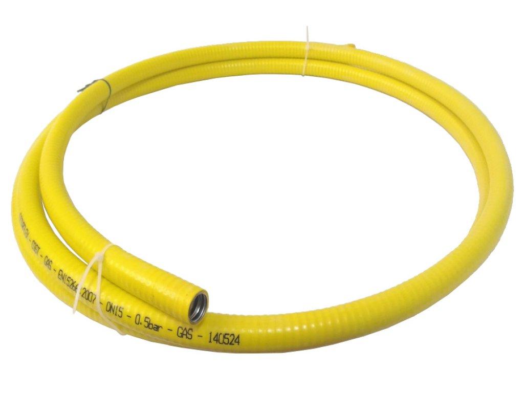 MARAL nerezová trubka na plyn SICURFLEX CSST Gas