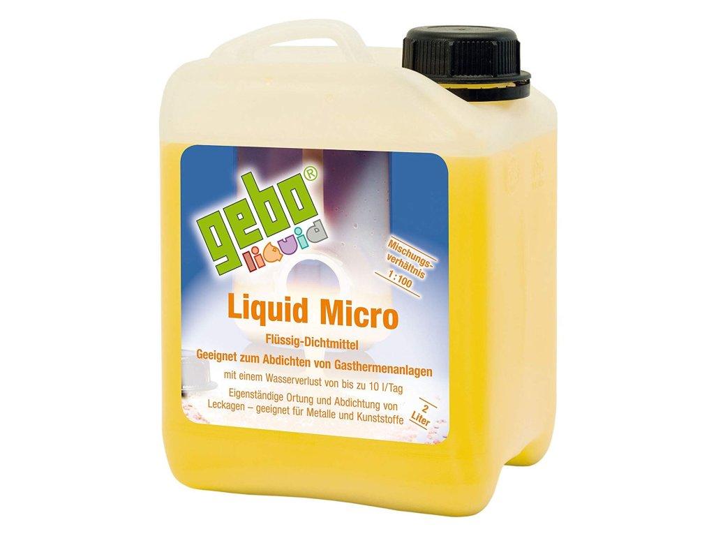 Gebo Liquid Micro těsnící roztok 75012