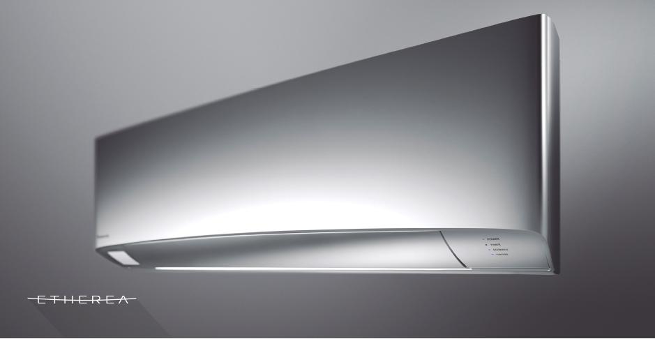 Panasonic nástìnná split klimatizace ETHEREA - Z, matná bílá, 2,05 ...