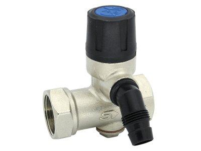 SLOVARM pojistný ventil k bojleru TE-2852