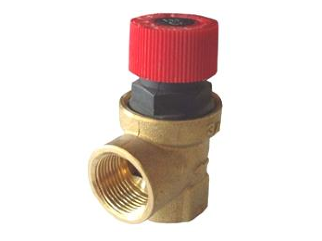 "KRAMER pojistný ventil SRP/F 3/4"" 3 bar 0056"