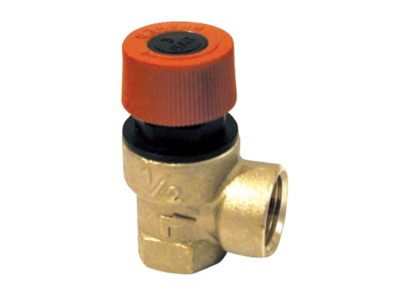 "KRAMER pojistný ventil SRP/F 1/2"" 6 bar 0049"