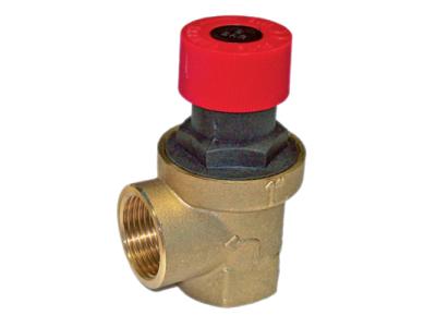 "KRAMER pojistný ventil SRO/F 1"" 6 bar 0109"