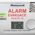 Alarm CO s displejem