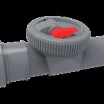 Zpětné klapky pro vnitřní kanalizaci