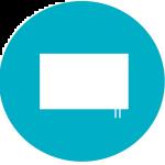Deskové ocelové se spodním připojením (VK)