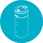 Vzduch/voda pro ohřev vody