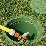 Box pro připojení vody