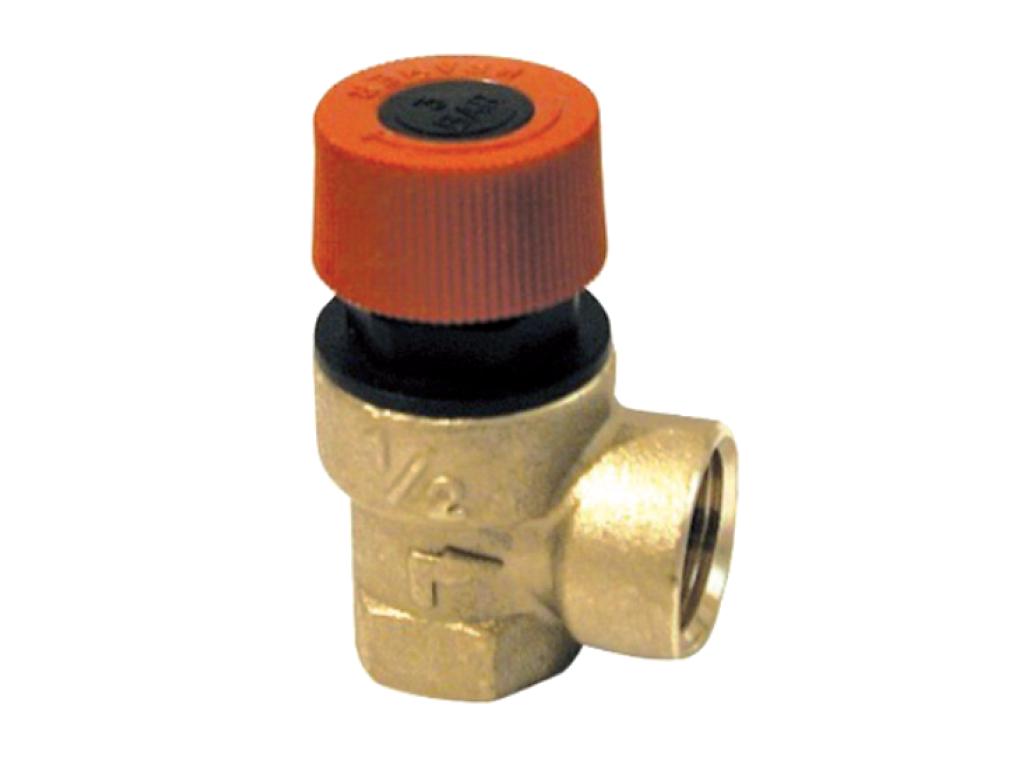 "KRAMER pojistný ventil SRP/F 1/2"" 4 bar 0047"