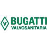 Bugatti OREGON 302 kulový kohout s dvojitou ucpávkou FF motýl