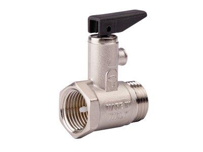 ICMA pojistný ventil k bojleru GS09