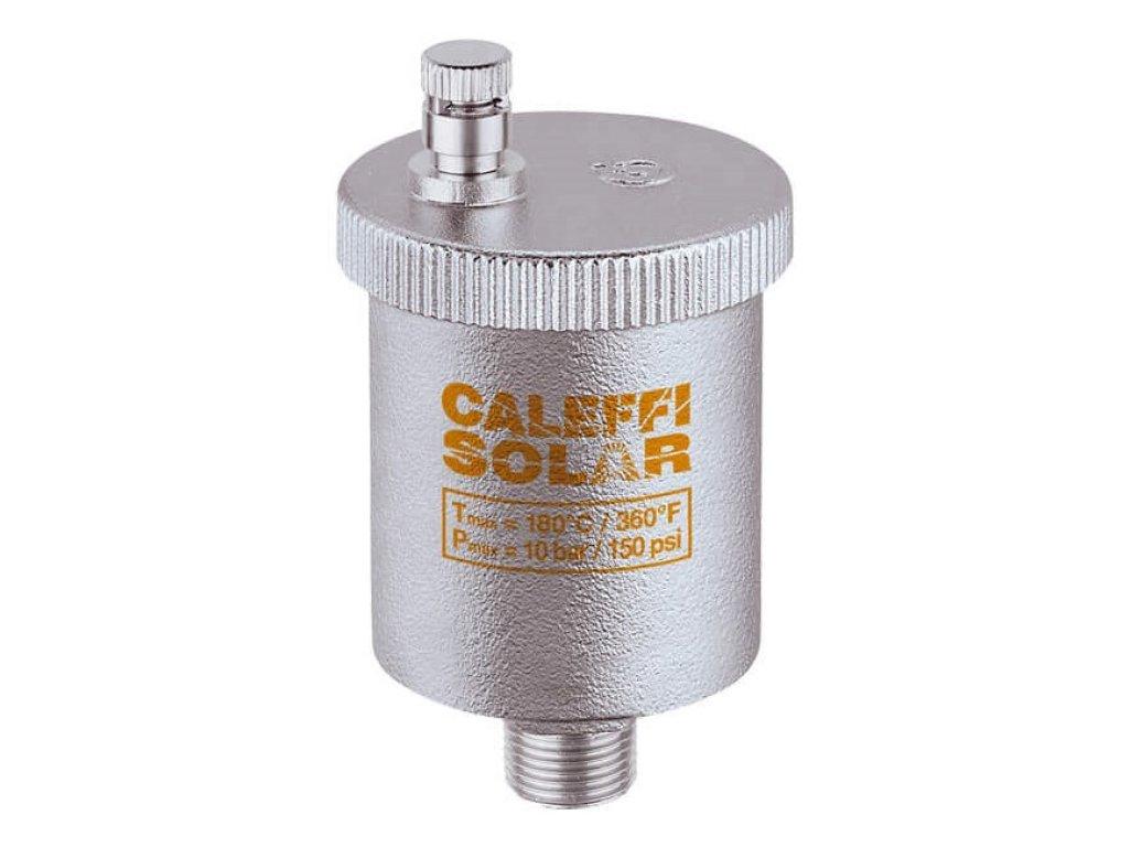 """CALEFFI SOLAR automatický odvzdušňovací ventil 3/8"""" 250031"""