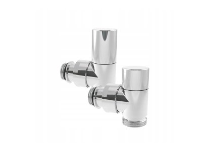 "Luxor set ruční ventil + regulační šroubení 1/2"" x 3/4""EK"