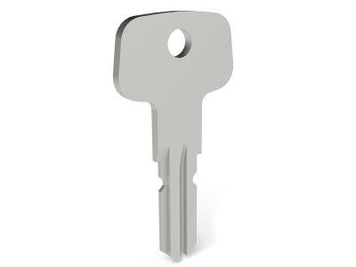 KEMPER demontážní klíček pro uzamykatelnou rukojeť 5750100300
