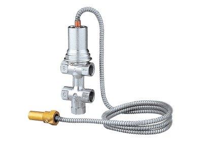 """CALEFFI bezpečnostní ventil 1/2"""" 544400"""