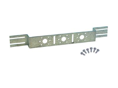COMISA Montážní plech pro nástěnky (sádrokarton) rozteč 153/76 mm 87.49.610