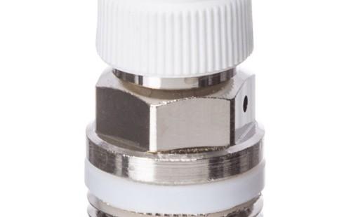 """CALEFFI 5080 automatický hygroskopický odvzdušňovací ventil k radiátorům 1/2"""""""