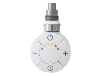 Selmo SMART elektrická topná tyč s regulací bílá