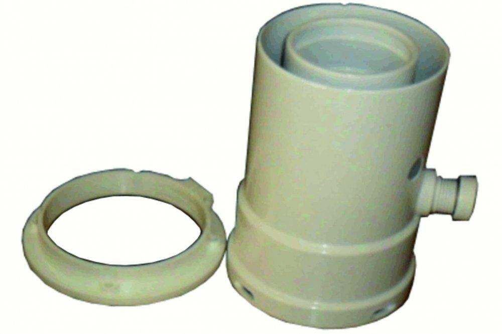 KVART koaxiální adaptér 60/100