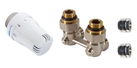Sety pro radiátory se spodním připojením (VK)