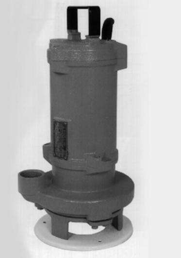 SIGMA 40 GFZU 136-5-LU kalové čerpadlo