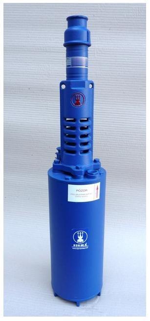 SIGMA EVGU-16-8-GU 1 Nautila 400V 25m