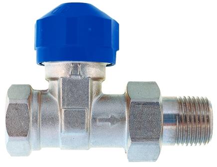 "Conecterm termostatický ventil M30x1,5 s přednastavením 3/8"" P"