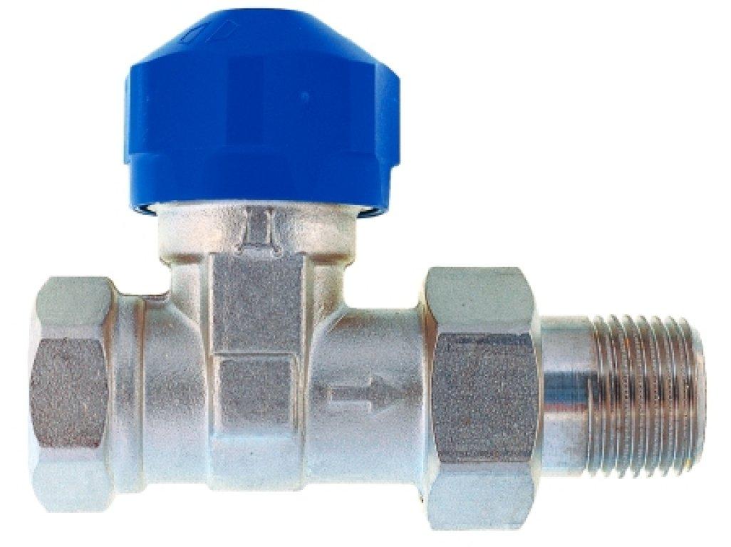 """Conecterm termostatický ventil M30x1,5 s přednastavením 3/4"""" přímý TV-34P"""