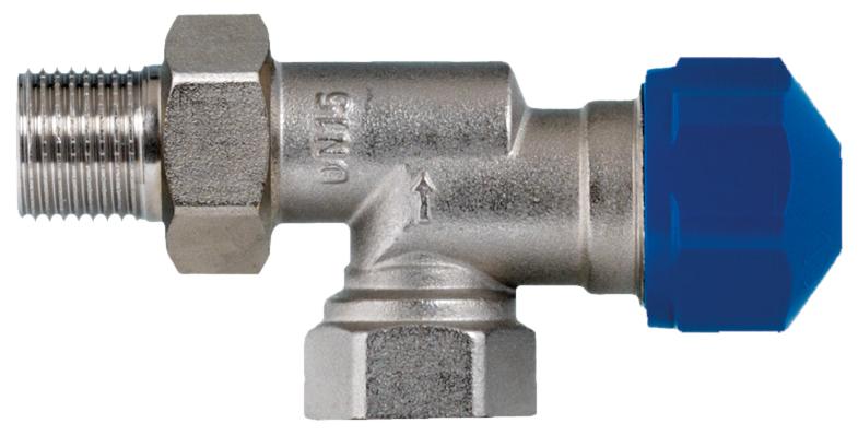 Conecterm termostatický ventil M30x1,5 s přednastavením TV-12A