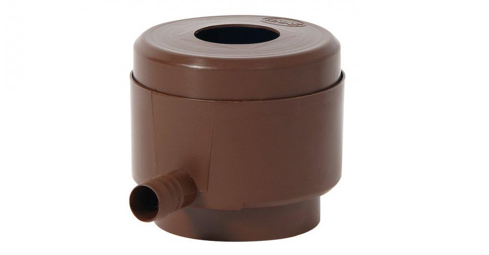 GRAF sběrač dešťové vody s filtrem - hnědý 503010