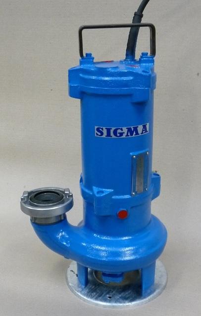 SIGMA 50 GFSU 102-24-LC kalové čerpadlo